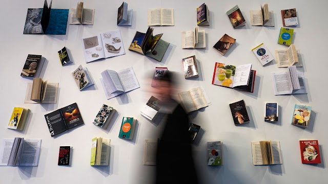 Amazing Five Things To Do At The Frankfurt Book Fair