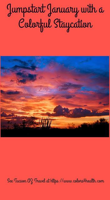 Tucson, AZ Staycation