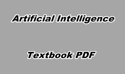 Artificial Intelligence Textbook PDF