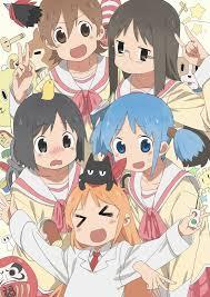 rekomendasi anime komedi terbaik 2011