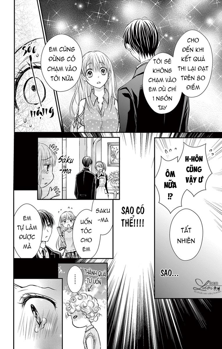 Ojousama, Otona no Kiss no Ojikan desu chap 6 - Trang 18