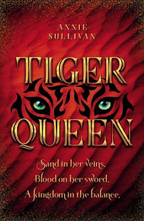 Tiger Queen by Annie Sullivan