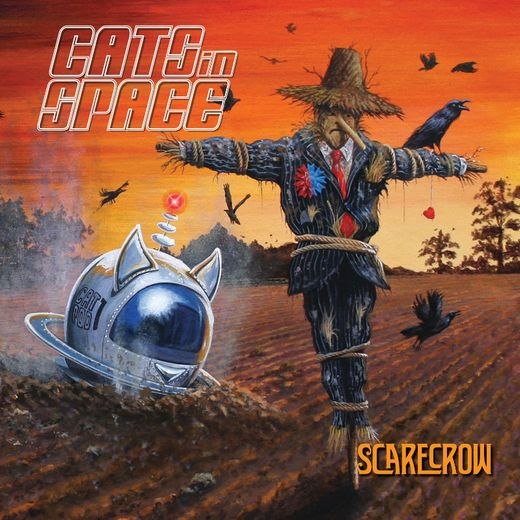 CATS IN SPACE - Scarecrow (2017) full