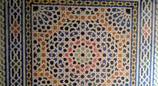 Kasbah de El Glaoui de Telouet.