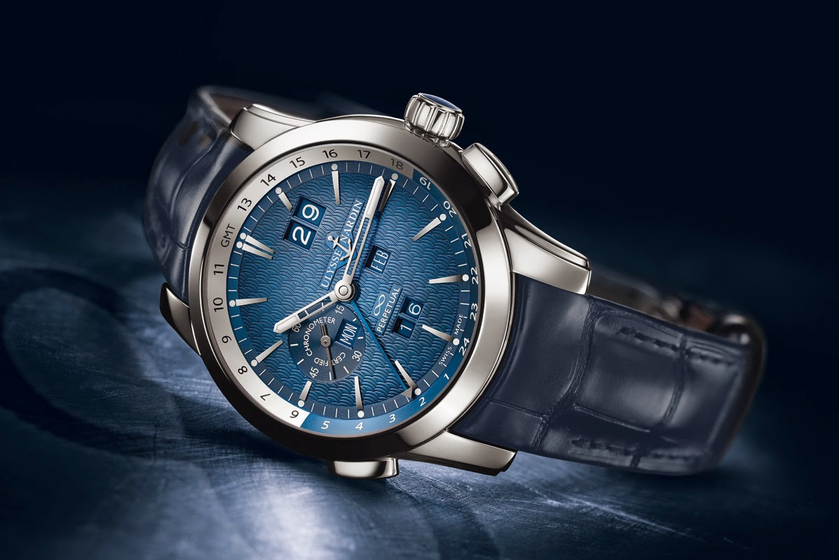 Ulysse Nardin - Perpetual Calendar Boutique Edition | Time ...