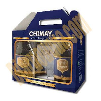 Hộp quà Chimay xanh