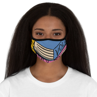 unique face mask