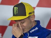 Rossi : Saya Capek Bersaing Dengan Pembalap Muda