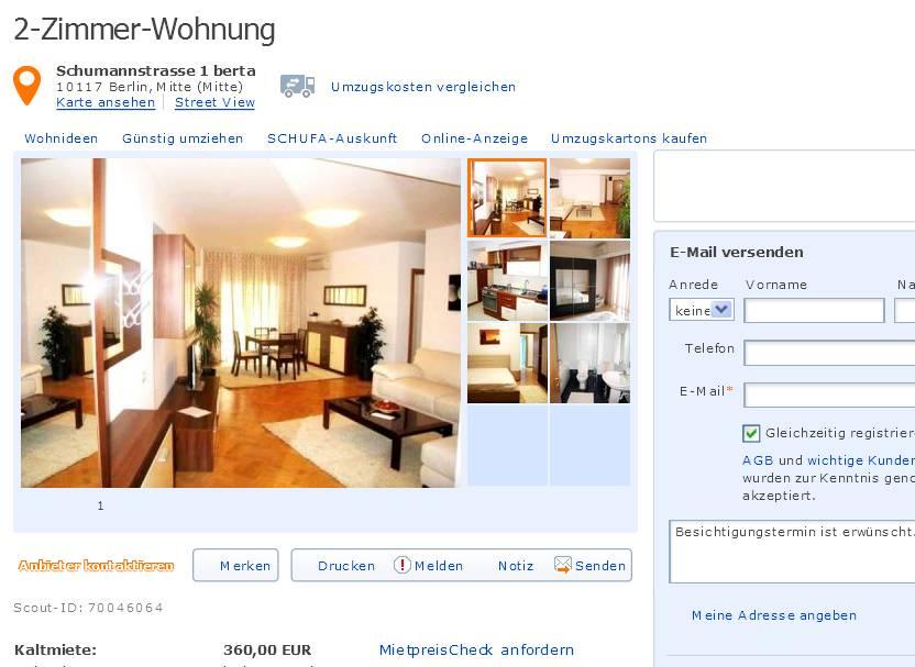 vorkemarck 2 zimmer. Black Bedroom Furniture Sets. Home Design Ideas