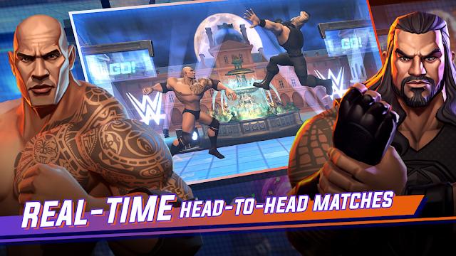 WWE Undefeated Hileli Apk - Enerji Zayıf Bot Hileli Apk