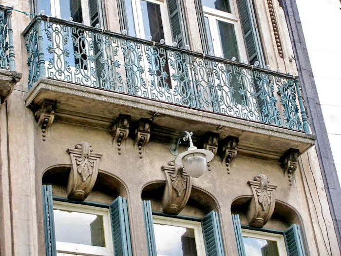 balconie
