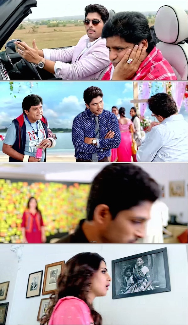 Son Of Satyamurthy 2015 Telugu Full Movie Download