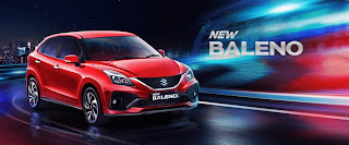 Harga Suzuki New Baleno Medan