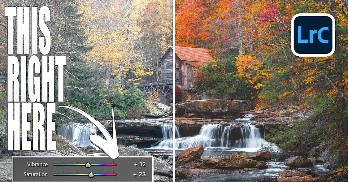 Stop Using this Common Editing Tool on your Landscape Photos! There's a better way..