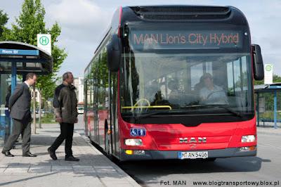 MAN Lion's City Hybrid