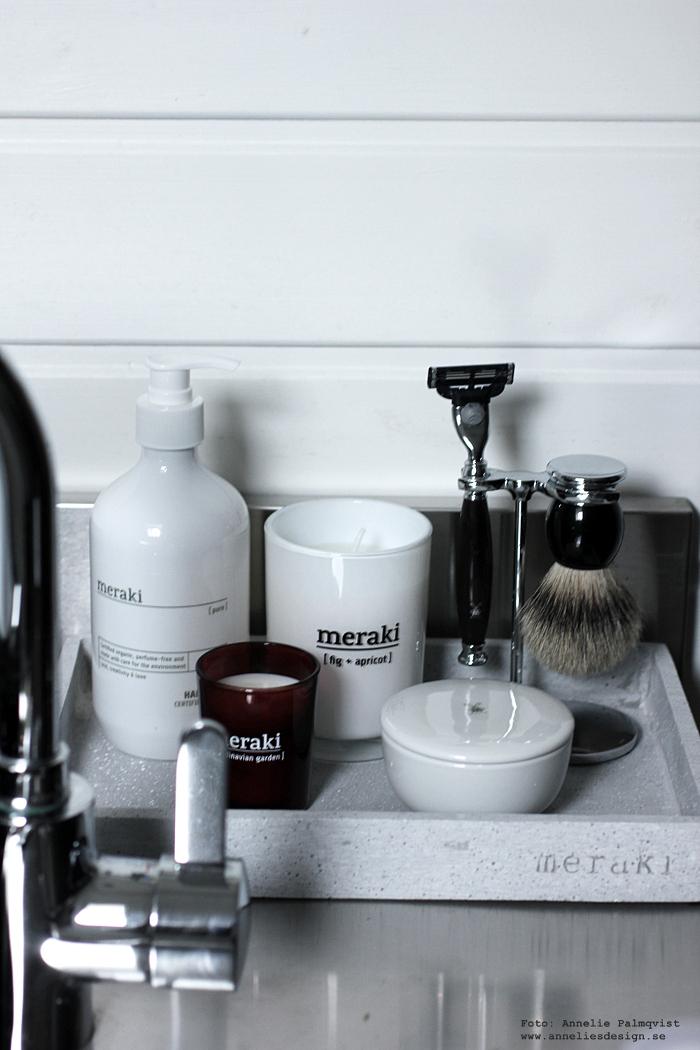 meraki, doftljus, tvål, fat, annelies design, webbutik