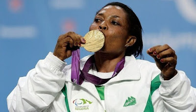 Team Nigeria Wins 7th Gold in Paralympics