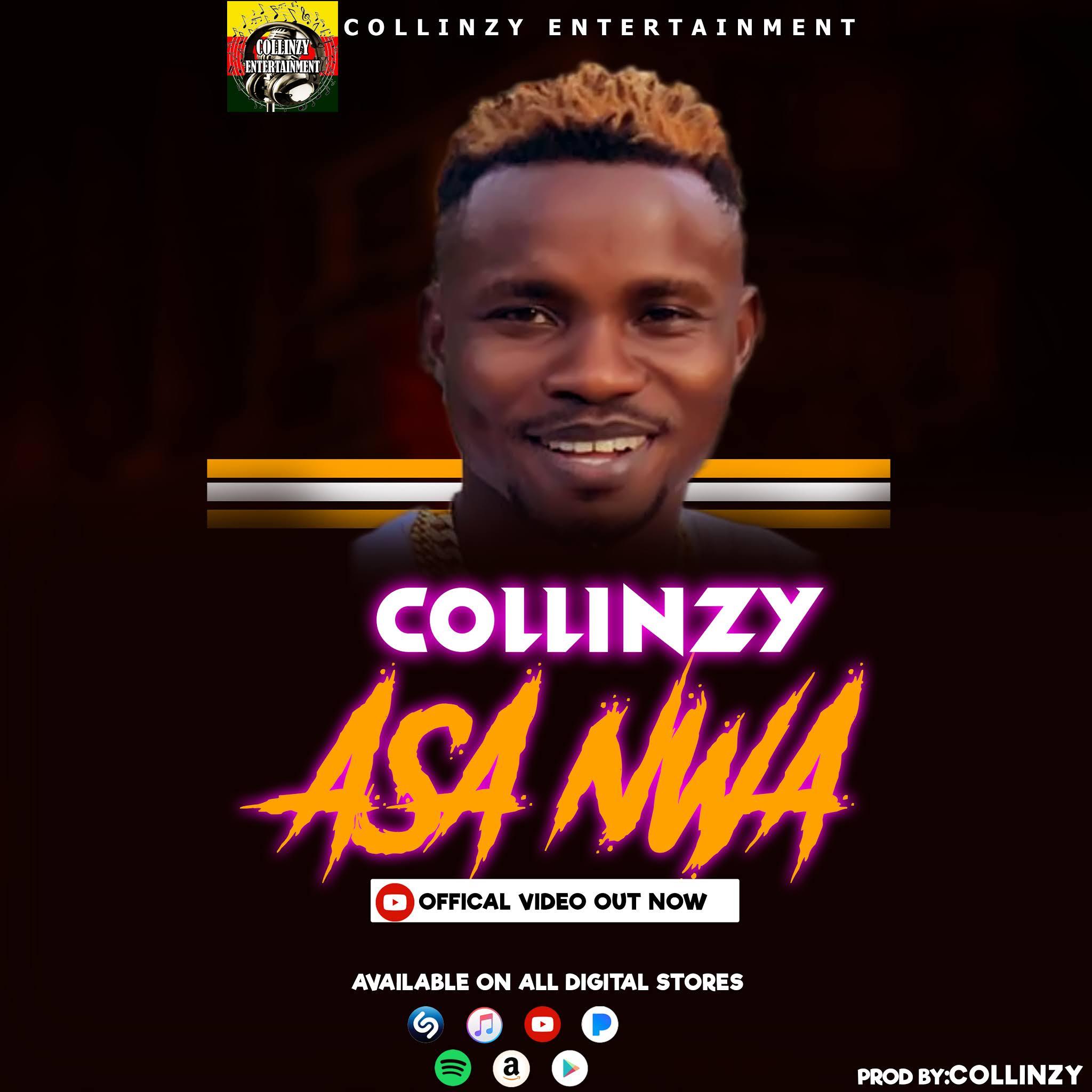 Music: Collinzy – Asa Nwa mp3 Download