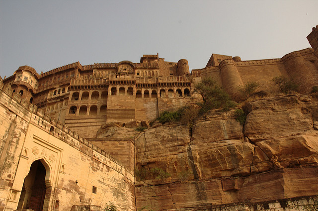 Jodhpur Attraction : Mehrangarh Fort