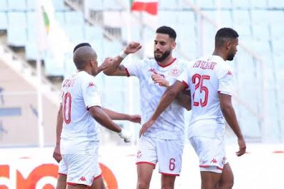 ملخص واهداف مباراة تونس ونيجيريا (1-1) مباراة الودية