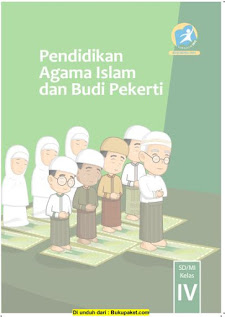 Buku PAI Kelas 4 Kurikulum 2013