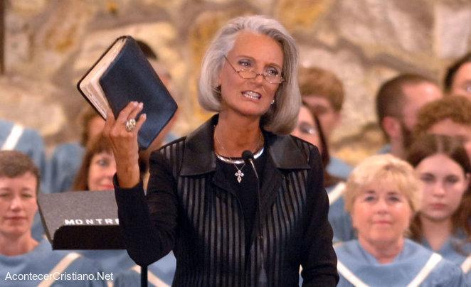 Anne Graham Lotz y el juicio de Dios