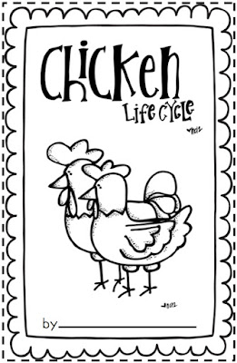 Classroom Freebies: Chicken Life Cycle