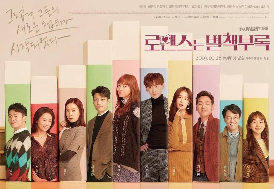 8 Drama Korea Terbaru Yang Wajib Kamu Tonton Saat Musim Dingin!