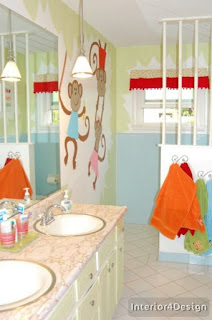 Children's Bath Decorations 9