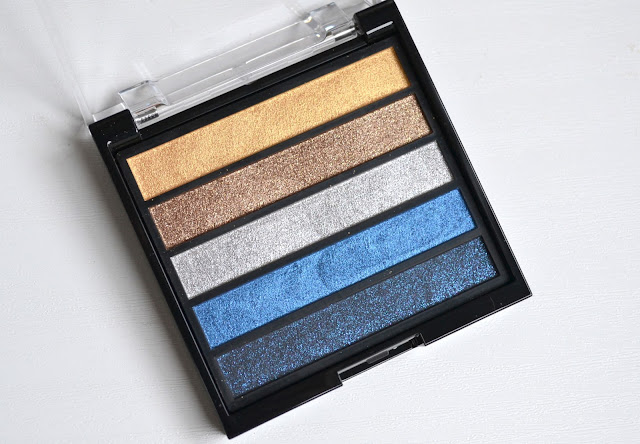 Mary Kay Rock the RUnway Eyeshadow Palette Review Makeup Look