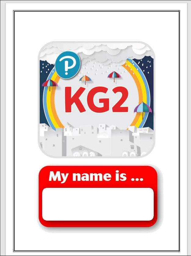 كلمات منهج كونكت connect Kg 2 الترم الثانى 2021 مستر عادل مجدى