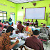 Koramil Juwiring Hadiri Rakor Lintas Sektoral Tingkat Kecamatan Terkait Covid 19