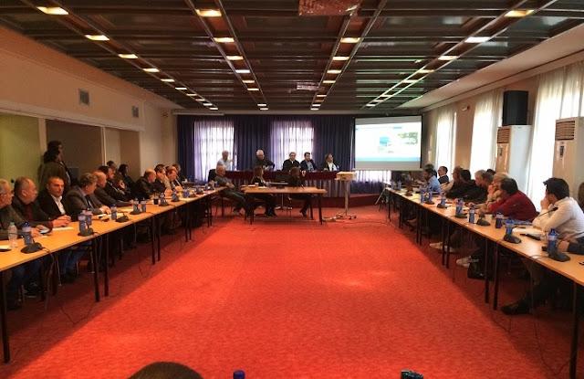 Η ΤΕΡΝΑ παρουσίασε στη συνεδρίαση του ΦΟΔΣΑ το έργο διαχείρισης απορριμμάτων (βίντεο)