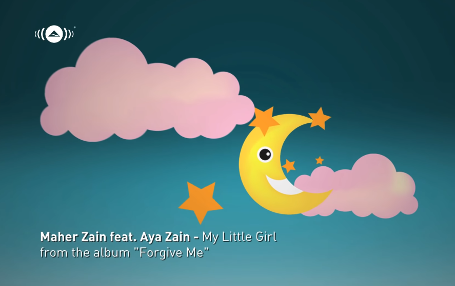 Video + Terjemahan Lirik Lagu My Little Girl - Maher Zain feat. Aya Zain