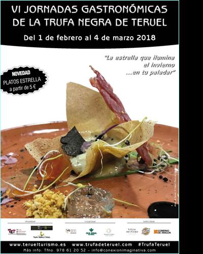 VI Jornadas Gastronómicas de la Trufa Negra de Teruel