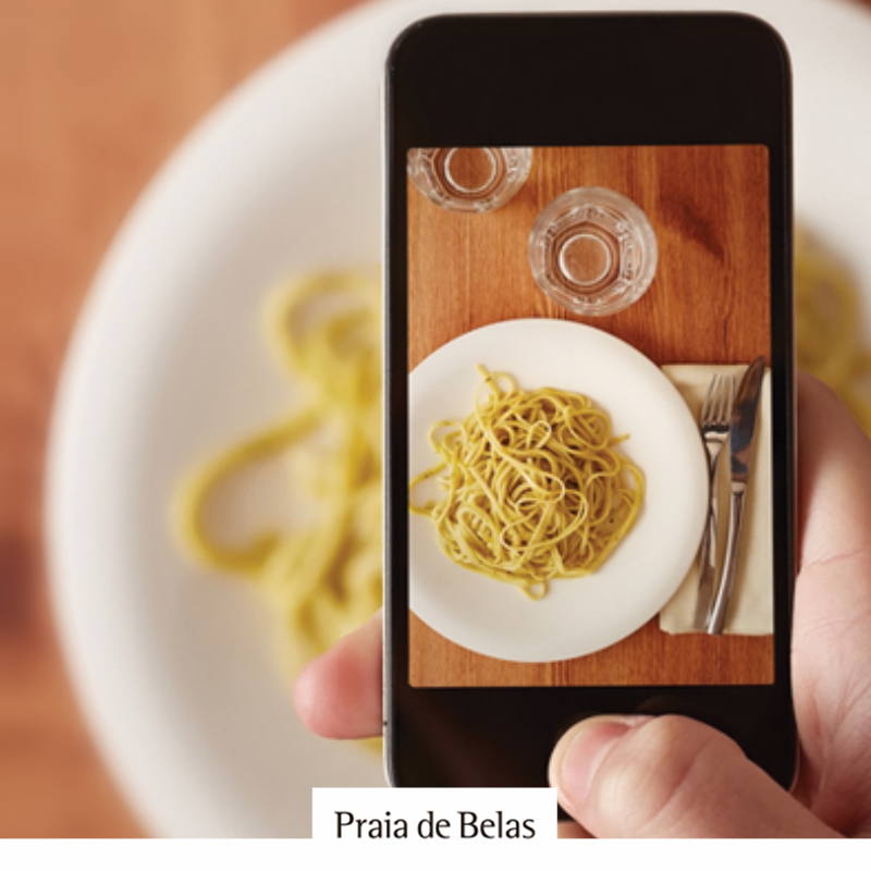 Check-in em restaurantes do Praia de Belas garante benefícios exclusivos aos clientes