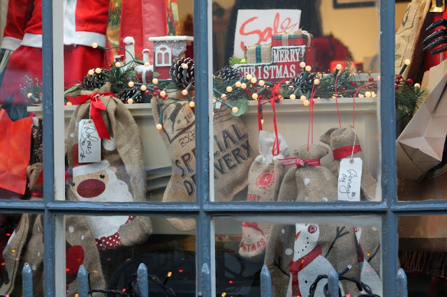 Christmas 2019 Shop Window Kilkenny