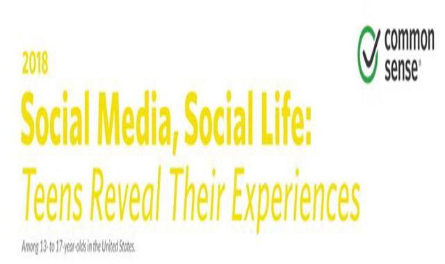 Social Media, Social Life: Teens Reveal Their Experiences #infographic
