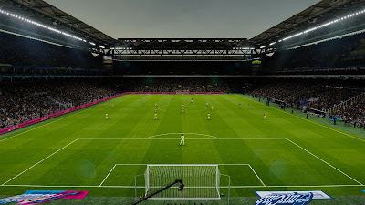 PES 2020 Ulker Stadium