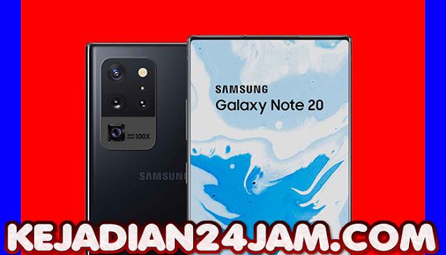 Galaxy Note 20 Plus Dibekali Dengan Sertifikasi 3C