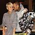 Chris Brown esteve gravando material com cantora indonésia Agnez Mo