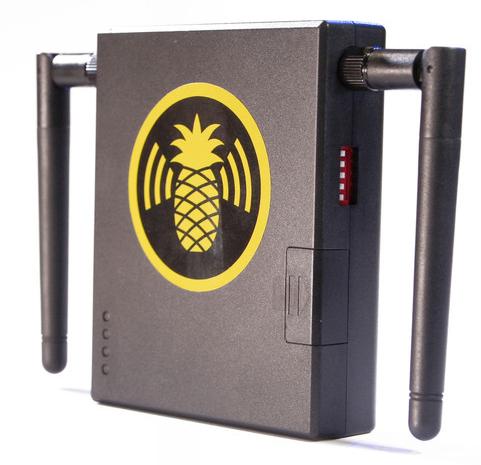 HolisticInfoSec™: toolsmith: IoT Fruit - Pineapple and Raspberry