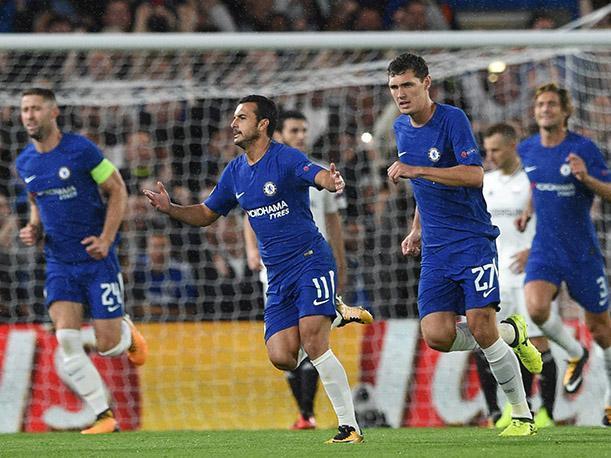 Qarabag vs Chelsea