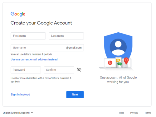 Create a Google Account for your Child and Manage it through Google Family Link