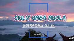 Lirik lagu Toraja Siulu' Umba Muola
