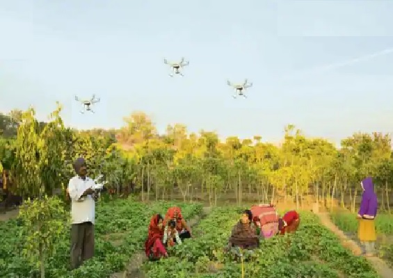 use of artificial intelligence in agriculture