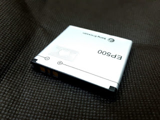Baterai Sony Ericsson EP500 Original 100% Xperia ST15i U5i Vivaz U8i W8 WT18i X8 Mini Pro Battery