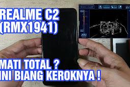 Cara Mengatasi Realme C2 Mati Dengan Cepat dan Mudah