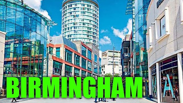 Terrorism,UK : Multiple people have been stabbed in Birmingham city centre, with police declaring a major incident.
