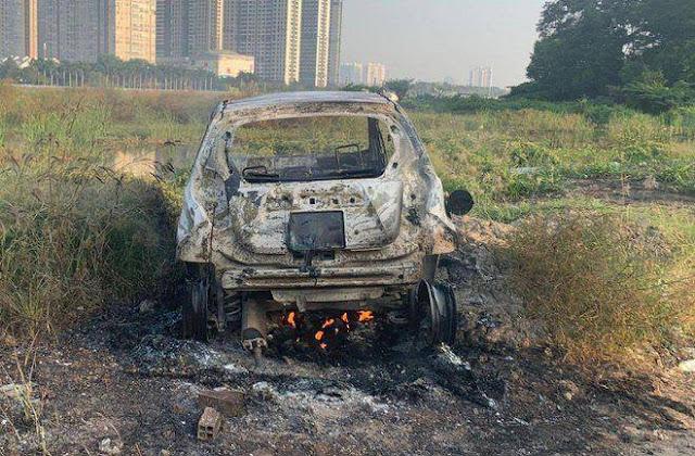 Truy xét vụ giết người, cướp tài sản, đốt xe ô tô phi tang khiến 1 phụ nữ Hàn Quốc tử vong ở Sài Gòn